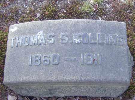 COLLINS, THOMAS S. - Columbiana County, Ohio   THOMAS S. COLLINS - Ohio Gravestone Photos