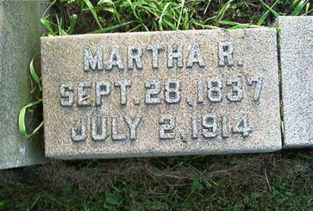 CONNELL, MARTHA R. - Columbiana County, Ohio   MARTHA R. CONNELL - Ohio Gravestone Photos