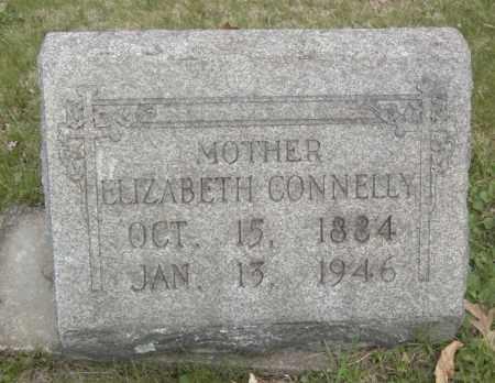 MCLAUGHLIN CONNELLY, ELIZABETH - Columbiana County, Ohio | ELIZABETH MCLAUGHLIN CONNELLY - Ohio Gravestone Photos