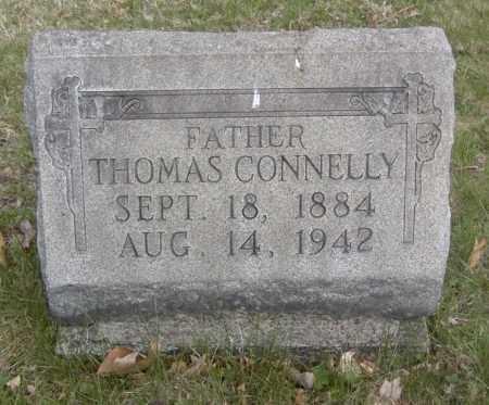 CONNELLY, THOMAS - Columbiana County, Ohio | THOMAS CONNELLY - Ohio Gravestone Photos