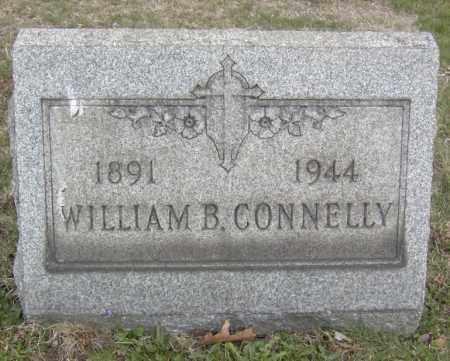 CONNELLY, WILLIAM B. - Columbiana County, Ohio   WILLIAM B. CONNELLY - Ohio Gravestone Photos