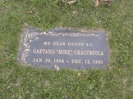 CRACCHIOLA, GAETANO - Columbiana County, Ohio   GAETANO CRACCHIOLA - Ohio Gravestone Photos