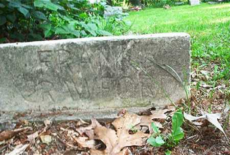CRAWFORD, FRANK SYLVESTER - Columbiana County, Ohio   FRANK SYLVESTER CRAWFORD - Ohio Gravestone Photos