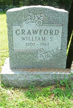 CRAWFORD, WILLIAM S. - Columbiana County, Ohio | WILLIAM S. CRAWFORD - Ohio Gravestone Photos
