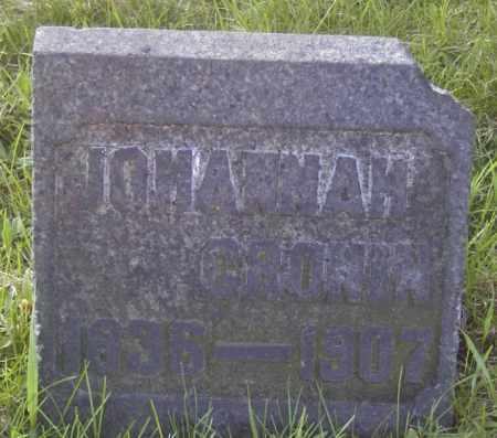 CRONIN, JOHANNAH - Columbiana County, Ohio   JOHANNAH CRONIN - Ohio Gravestone Photos