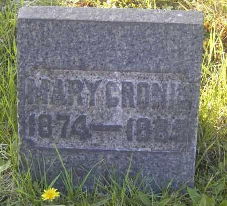 CRONIN, MARY - Columbiana County, Ohio   MARY CRONIN - Ohio Gravestone Photos