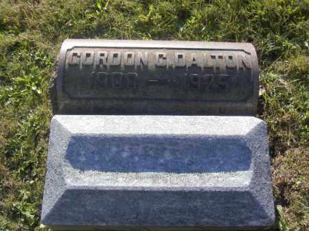 DALTON, GORDON C. - Columbiana County, Ohio   GORDON C. DALTON - Ohio Gravestone Photos