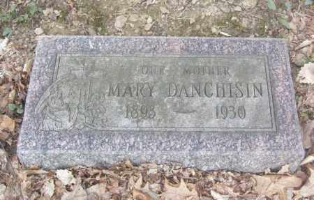 DANCHISIN, MARY - Columbiana County, Ohio | MARY DANCHISIN - Ohio Gravestone Photos