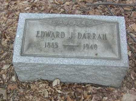 DARRAH, EDWARD J. - Columbiana County, Ohio   EDWARD J. DARRAH - Ohio Gravestone Photos