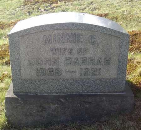 DARRAH, MINNIE C. - Columbiana County, Ohio | MINNIE C. DARRAH - Ohio Gravestone Photos