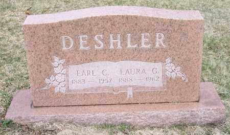 DESHLER, LAURA G. - Columbiana County, Ohio | LAURA G. DESHLER - Ohio Gravestone Photos