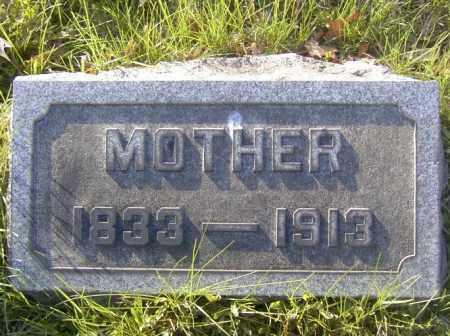 DETEMPLE, MARY - Columbiana County, Ohio | MARY DETEMPLE - Ohio Gravestone Photos