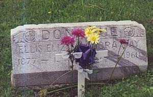 RIFFLE DONOHUE, DORA - Columbiana County, Ohio | DORA RIFFLE DONOHUE - Ohio Gravestone Photos