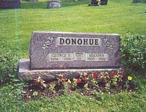 DONOHUE, GEORGE - Columbiana County, Ohio | GEORGE DONOHUE - Ohio Gravestone Photos