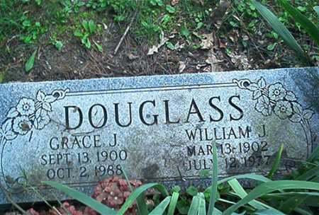 DOUGLASS, WILLIAM J. - Columbiana County, Ohio | WILLIAM J. DOUGLASS - Ohio Gravestone Photos