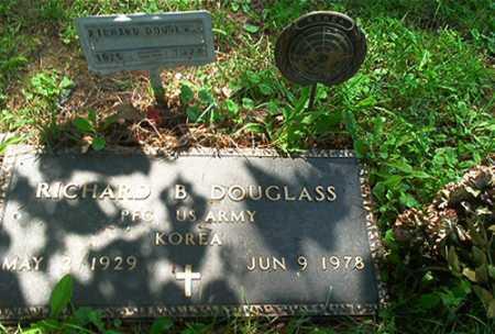 DOUGLASS, RICHARD B. - Columbiana County, Ohio | RICHARD B. DOUGLASS - Ohio Gravestone Photos
