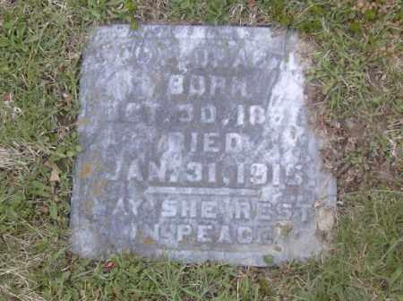 DRABBLE, LUCY - Columbiana County, Ohio | LUCY DRABBLE - Ohio Gravestone Photos