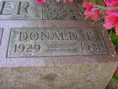 DRENNER, DONALD - Columbiana County, Ohio   DONALD DRENNER - Ohio Gravestone Photos