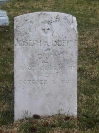 DUFFY, JOSEPH A. - Columbiana County, Ohio | JOSEPH A. DUFFY - Ohio Gravestone Photos