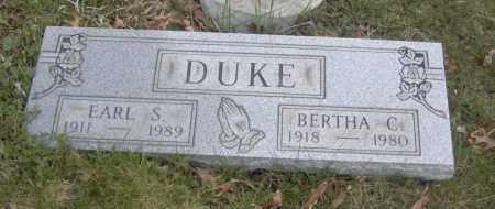 DUKE, BERTHA C. - Columbiana County, Ohio | BERTHA C. DUKE - Ohio Gravestone Photos