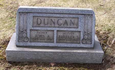 DUNCAN, BARBARA S. - Columbiana County, Ohio | BARBARA S. DUNCAN - Ohio Gravestone Photos