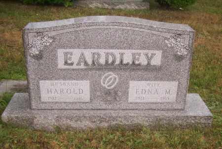 EARDLEY, EDNA M - Columbiana County, Ohio | EDNA M EARDLEY - Ohio Gravestone Photos