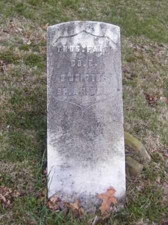 FAIR, THOS - Columbiana County, Ohio   THOS FAIR - Ohio Gravestone Photos