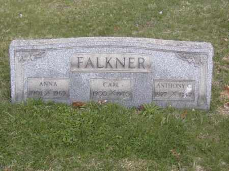 FALKNER, CARL - Columbiana County, Ohio | CARL FALKNER - Ohio Gravestone Photos