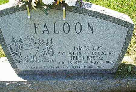 FREEZE FALOON, HELEN - Columbiana County, Ohio | HELEN FREEZE FALOON - Ohio Gravestone Photos