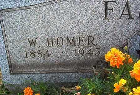 FALOON, W. HOMER - Columbiana County, Ohio | W. HOMER FALOON - Ohio Gravestone Photos
