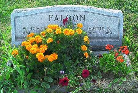 FALOON, MATTIE B. - Columbiana County, Ohio | MATTIE B. FALOON - Ohio Gravestone Photos