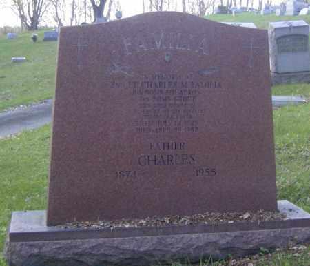 FAMILIA, CHARLES M. - Columbiana County, Ohio   CHARLES M. FAMILIA - Ohio Gravestone Photos