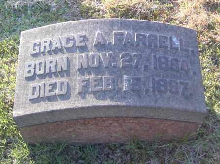 FARRELL, GRACE A. - Columbiana County, Ohio | GRACE A. FARRELL - Ohio Gravestone Photos