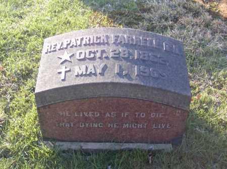FARRELL, PATRICK - Columbiana County, Ohio | PATRICK FARRELL - Ohio Gravestone Photos