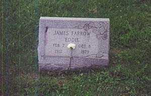 FARROW, JAMES - Columbiana County, Ohio | JAMES FARROW - Ohio Gravestone Photos