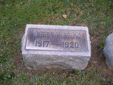 FERGUSON, BETTY JEAN - Columbiana County, Ohio | BETTY JEAN FERGUSON - Ohio Gravestone Photos
