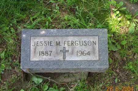 FERGUSON, JESSIE - Columbiana County, Ohio | JESSIE FERGUSON - Ohio Gravestone Photos