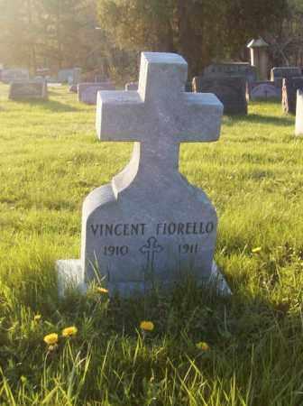 FIORELLO, VINCENT - Columbiana County, Ohio | VINCENT FIORELLO - Ohio Gravestone Photos