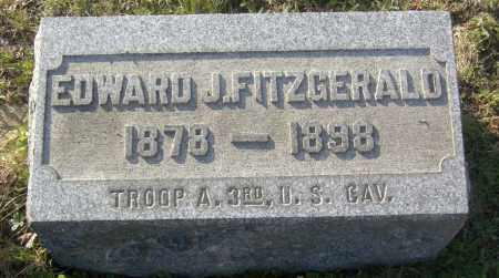FITZGERALD, EDWARD J. - Columbiana County, Ohio | EDWARD J. FITZGERALD - Ohio Gravestone Photos