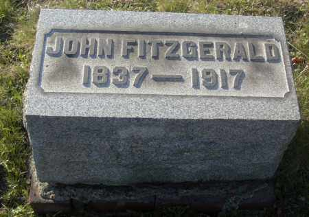 FITZGERALD, JOHN - Columbiana County, Ohio   JOHN FITZGERALD - Ohio Gravestone Photos