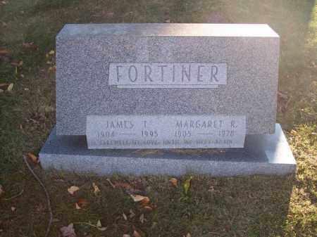 FORTINER, JAMES T. - Columbiana County, Ohio | JAMES T. FORTINER - Ohio Gravestone Photos