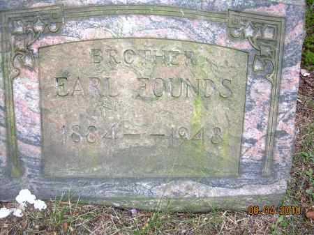 FOUNDS, EARL - Columbiana County, Ohio | EARL FOUNDS - Ohio Gravestone Photos