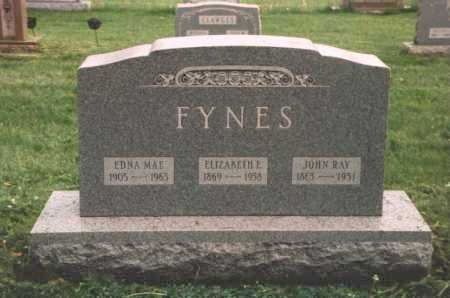 FYNES, JOHN RAY - Columbiana County, Ohio | JOHN RAY FYNES - Ohio Gravestone Photos