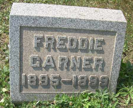 GARNER, FREDDIE - Columbiana County, Ohio | FREDDIE GARNER - Ohio Gravestone Photos