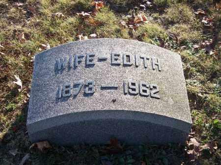 GASTON, EDITH - Columbiana County, Ohio   EDITH GASTON - Ohio Gravestone Photos