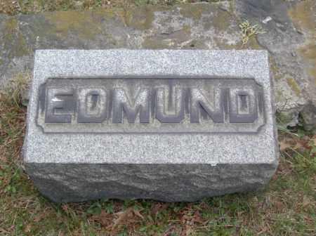 GEON, EDMUND - Columbiana County, Ohio   EDMUND GEON - Ohio Gravestone Photos