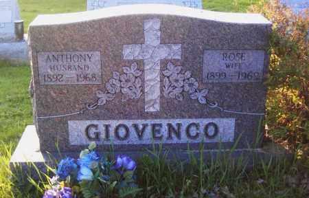 GIOVENCO, ROSE - Columbiana County, Ohio | ROSE GIOVENCO - Ohio Gravestone Photos