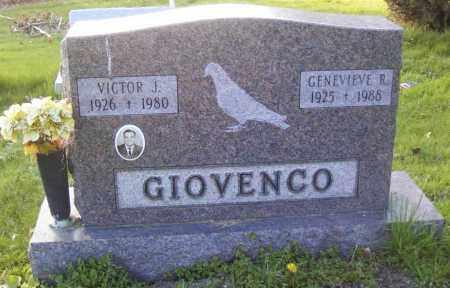 GIOVENCO, VICTOR J. - Columbiana County, Ohio | VICTOR J. GIOVENCO - Ohio Gravestone Photos