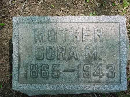 GLASS, CORA - Columbiana County, Ohio | CORA GLASS - Ohio Gravestone Photos