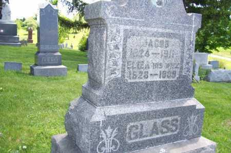 CONSER GLASS, ELIZA - Columbiana County, Ohio | ELIZA CONSER GLASS - Ohio Gravestone Photos